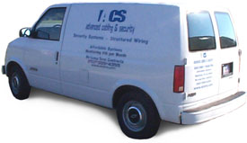 ACS Service Vehicle